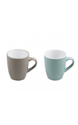 Beper Set 2 Mug Colorate Miste