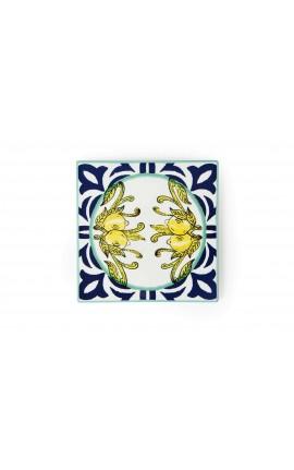 Excelsa Amalfi Sottopentola in Ceramica e Sughero