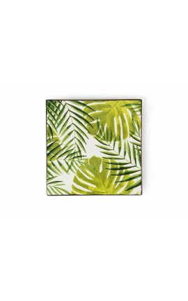Excelsa Foliage Sottopentola Ceramica e Sughero